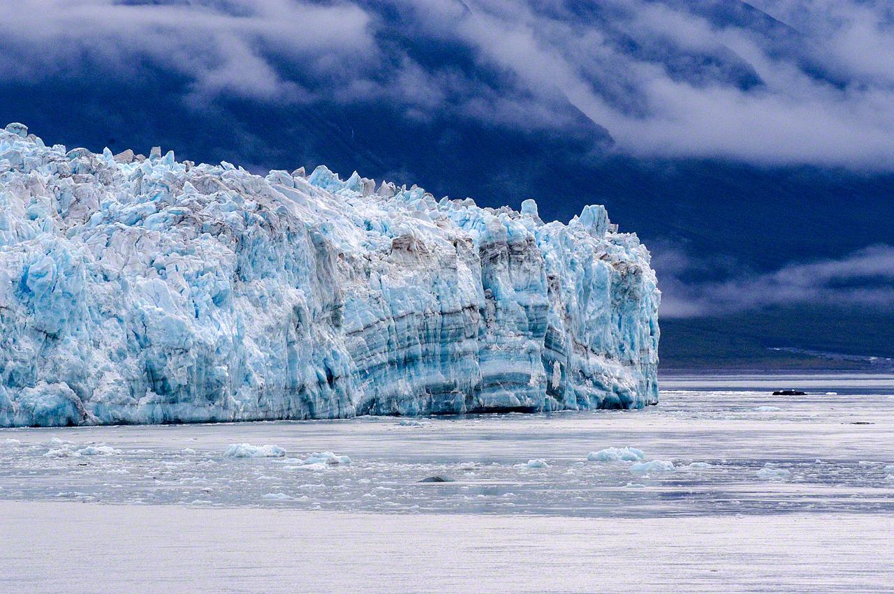 Fiord in Alaska