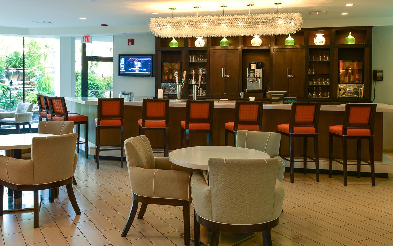 Hyatt Suites  Bar